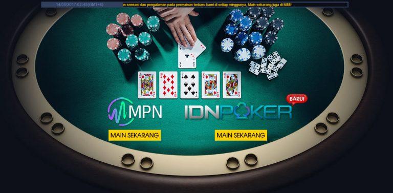 M88 Poker Page