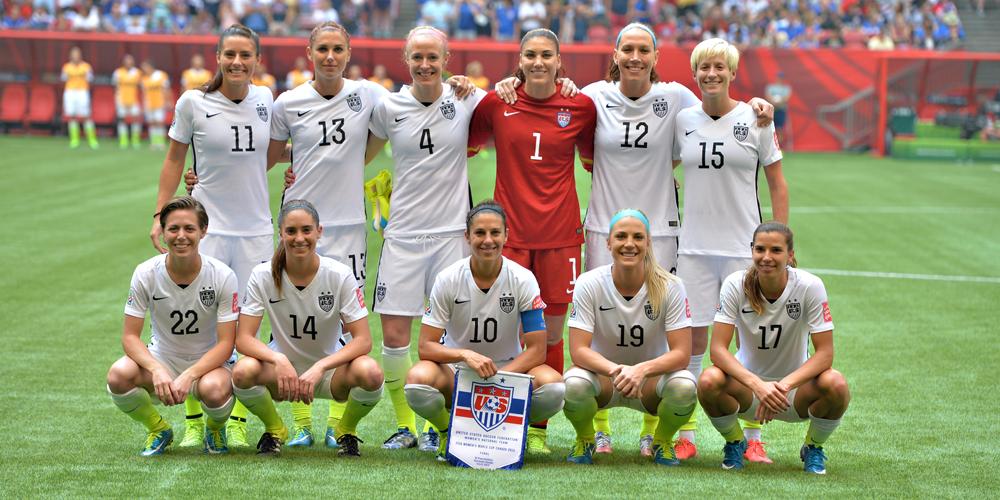 Persiapan Timnas Sepakbola Wanita AS Untuk Olimpiade Rio 2016 Bag. 2