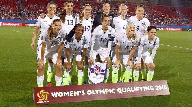 Timnas Sepakbola Wanita Amerika