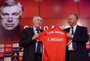 Ancelotti Berambisi Bawa Gelar Champions Bagi Bayern Munchen-1