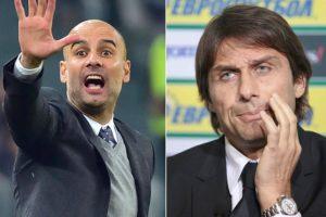 Guardiola Dan Conte Rebutan Bonucci