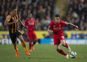James Milner Andalan Klopp Bertemu Hull City