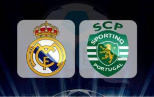 Prediksi Liga Champions Real Madrid vs Sporting Lisbon