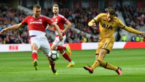 Tottenham Ke Posisi Dua Setelah Mengalahkan Middlesbrough