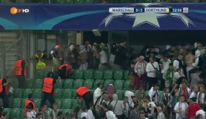 Legia Warsawa Tanpa Suporter Lawan Madrid
