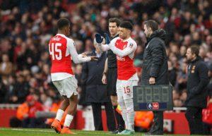 Oxlade-Chamberlain Mungkin Tinggalkan Arsenal