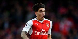 Hector Bellerin Ingin Jadi Kapten Arsenal