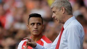 Iwobi Sebut Sanchez Anak Emas Arsene Wenger