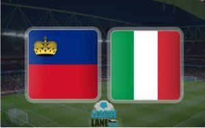 Kualifikasi Piala Dunia : Prediksi Liechtenstein vs Italia
