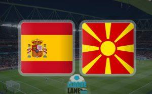 Kualifikasi Piala Dunia : Prediksi Spanyol dan Macedonia