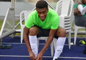 Pelatih Nigeria Puji Perkembangan Iwobi
