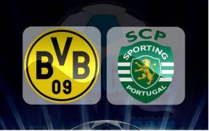 Prediksi Borussia Dortmund vs Sporting CP
