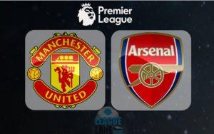 Prediksi Manchester United vs Arsenal