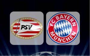 Prediksi PSV Eindhoven vs Bayern Munich