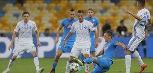 Prediksi SS Napoli vs Dynamo Kiev