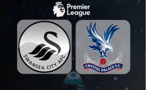 Prediksi Swansea City vs Crystal Palace