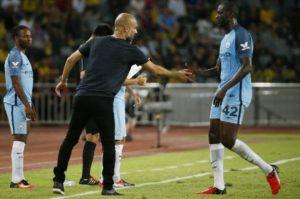 Yaya Toure Ingin Balas Kepercayaan Guardiola