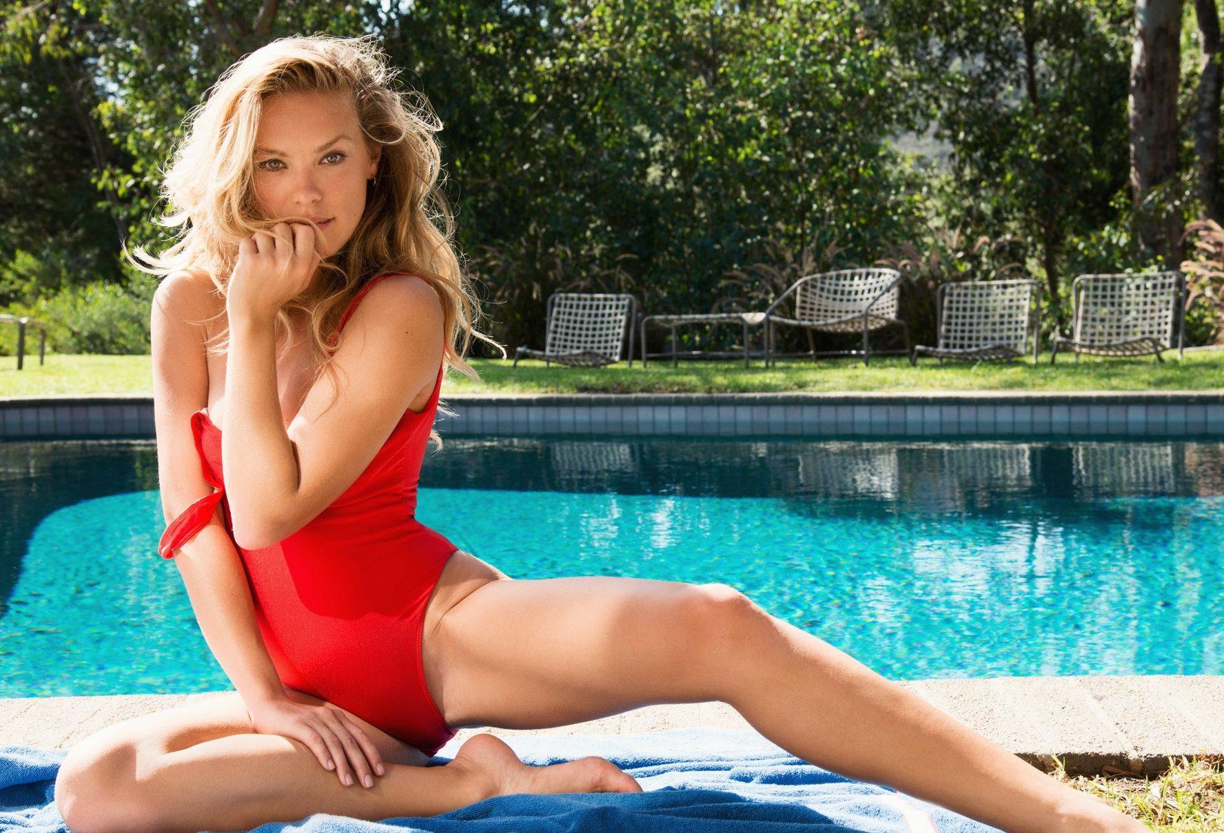 Kristy Garett Model Playboy Yang Suka Gaya Hidup Bebas