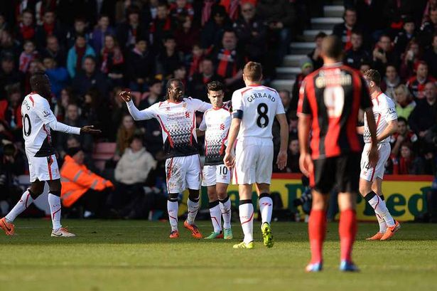 AFC Bournemouth vs Liverpool