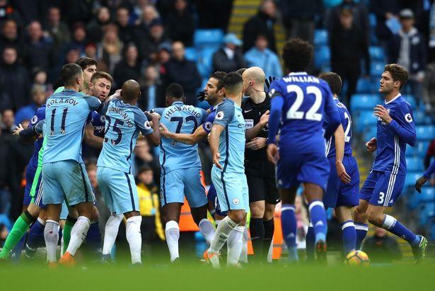 Chelsea Terancam Pengurangan Poin