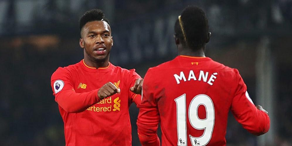 Gol Telat Mane Bawa Liverpool Menang Atas Everton