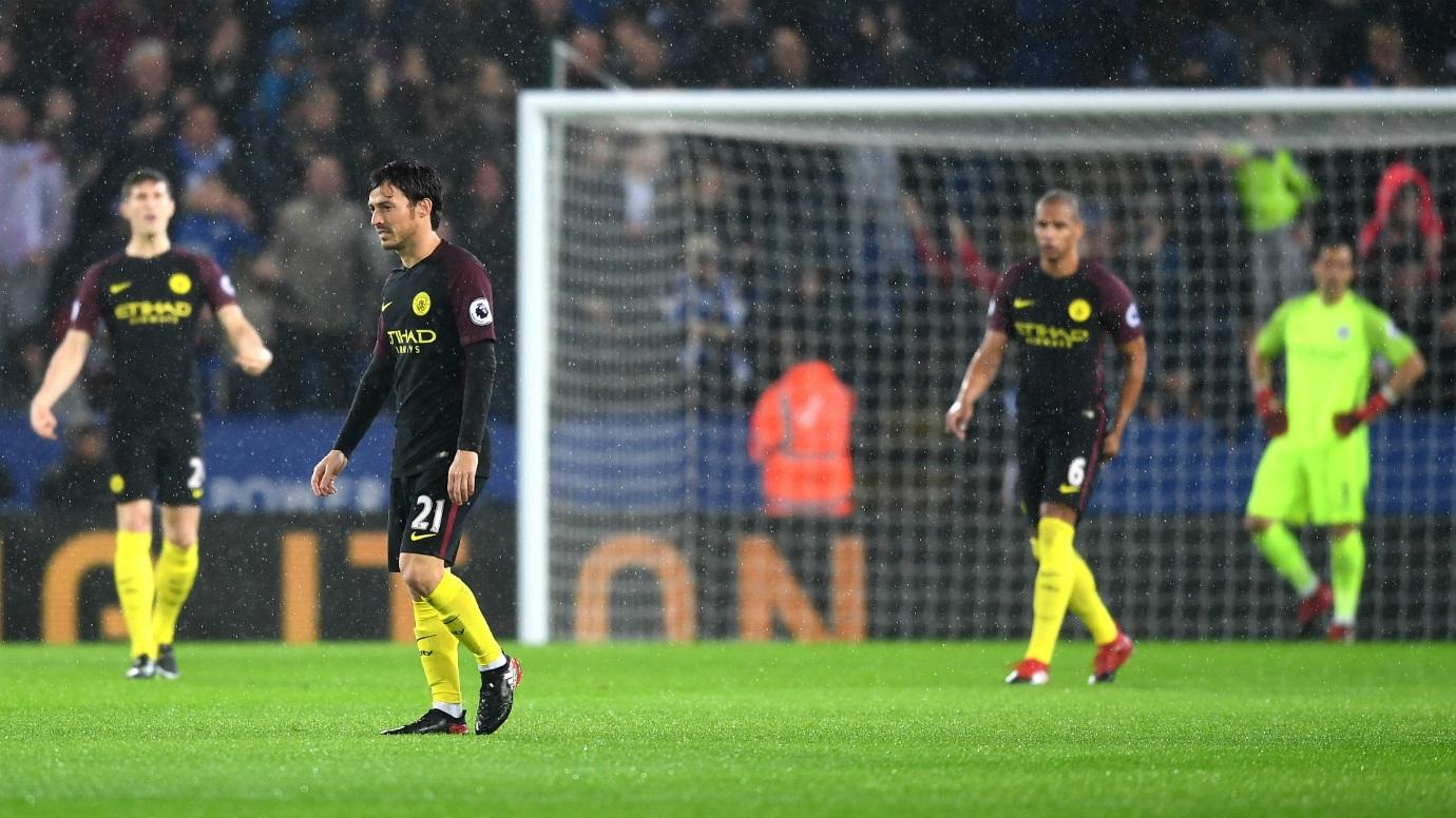 Leicester Bangkit Dan Sukses Kalahkan City