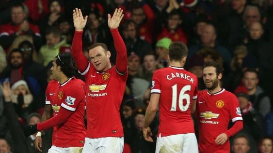 Mata Optimis Jadwal Pada Manchester United