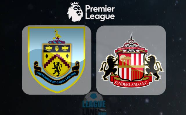 Prediksi Boxing Day : Burnley vs Sunderland