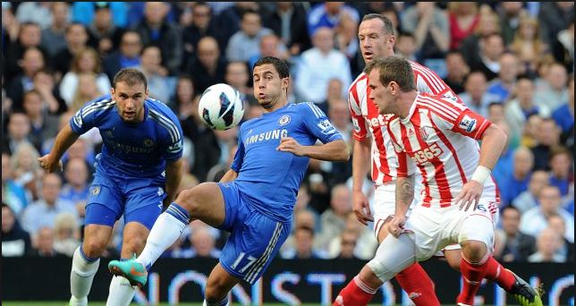 Prediksi Boxing Day : Chelsea vs Stoke City