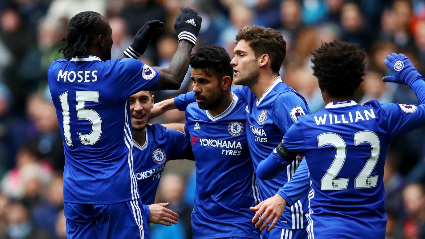 Trio Chelsea Menjadi Ancaman di Liga Inggris