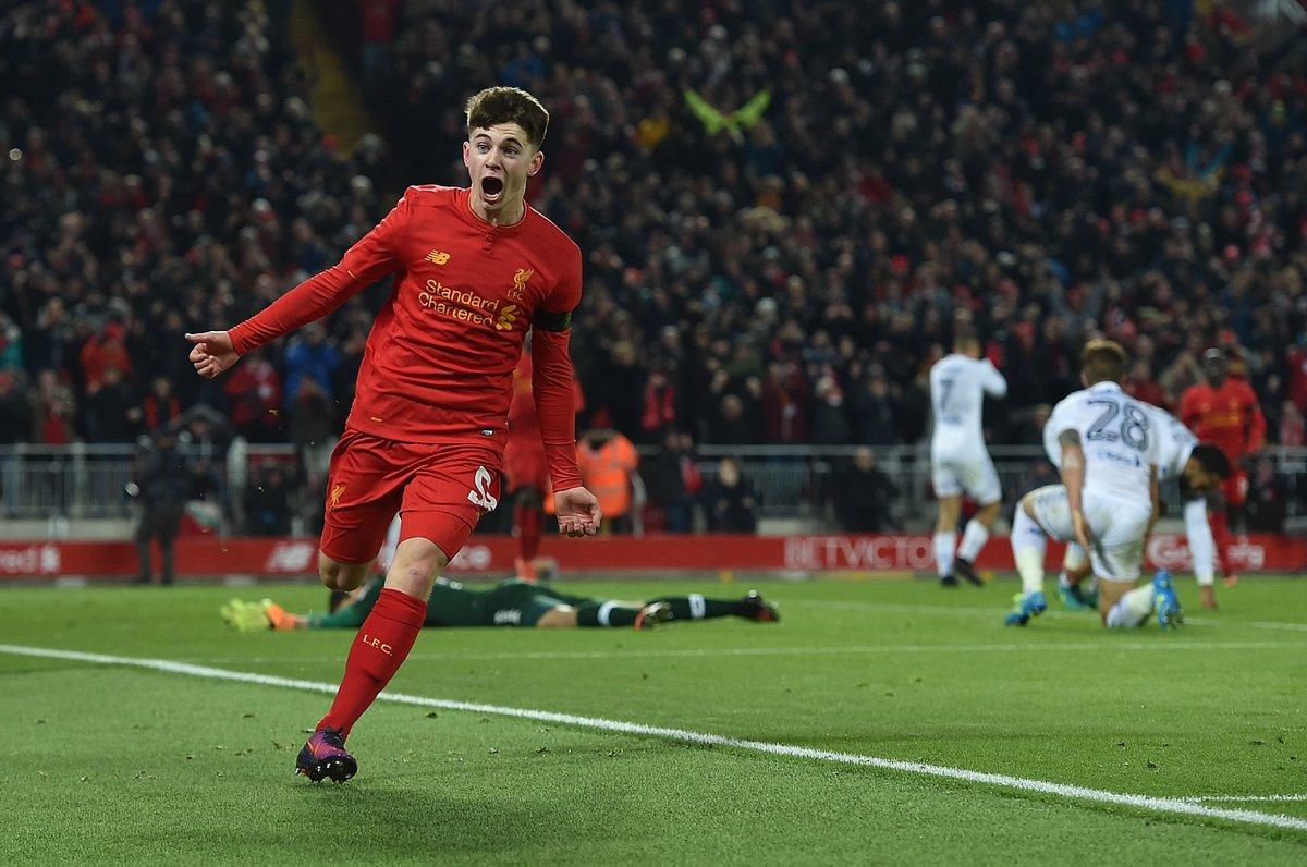Wonderkid Liverpool Siap Debrak Liga Inggris