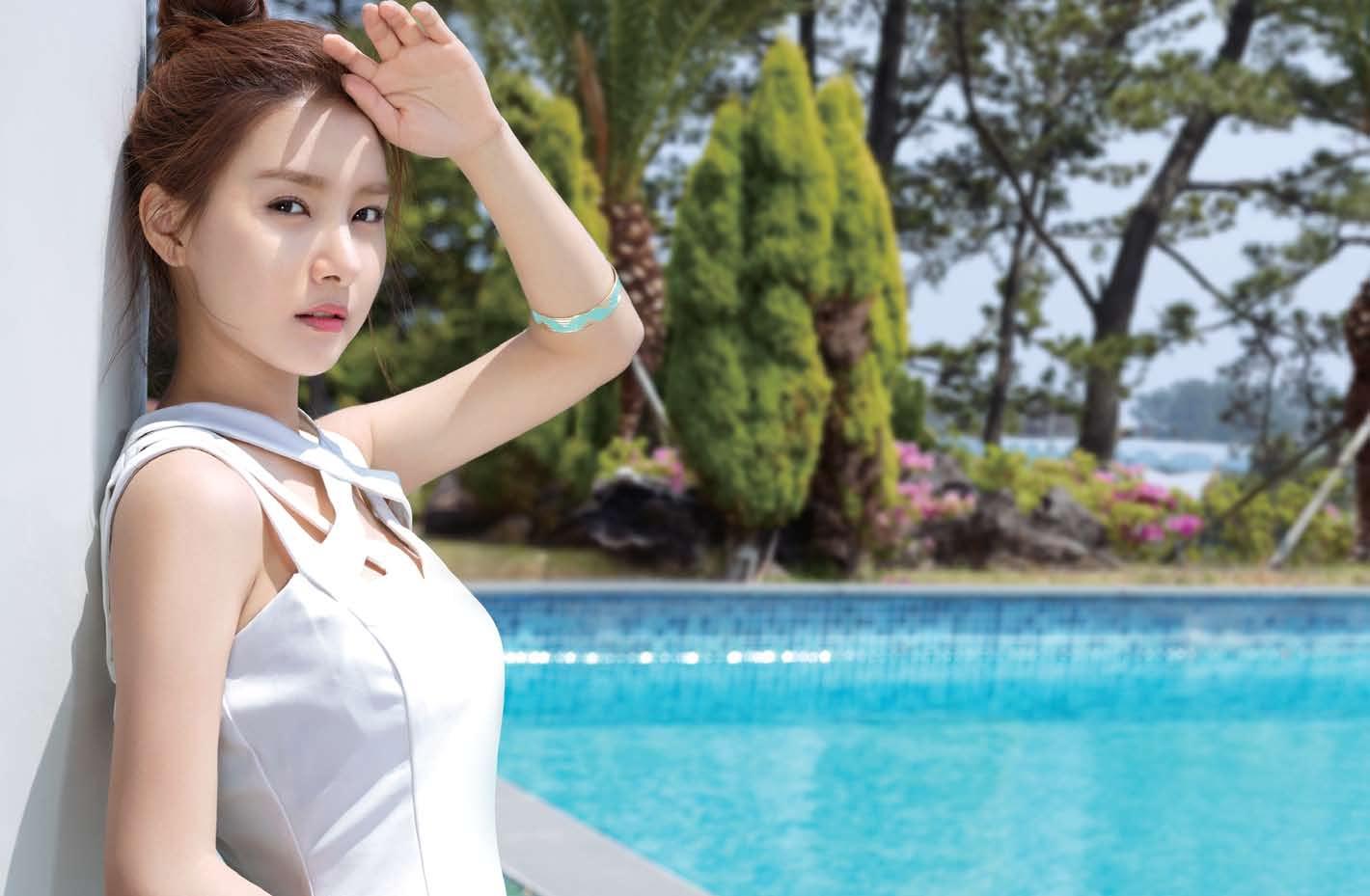 Kim So-eun, Model Korea Imut Yang Seksi Dan Hot