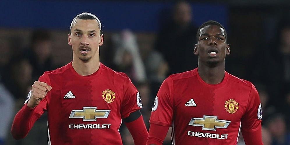 Ferdinand Yakin Pogba dan Ibra Bisa Bawa United ke 4 Besar