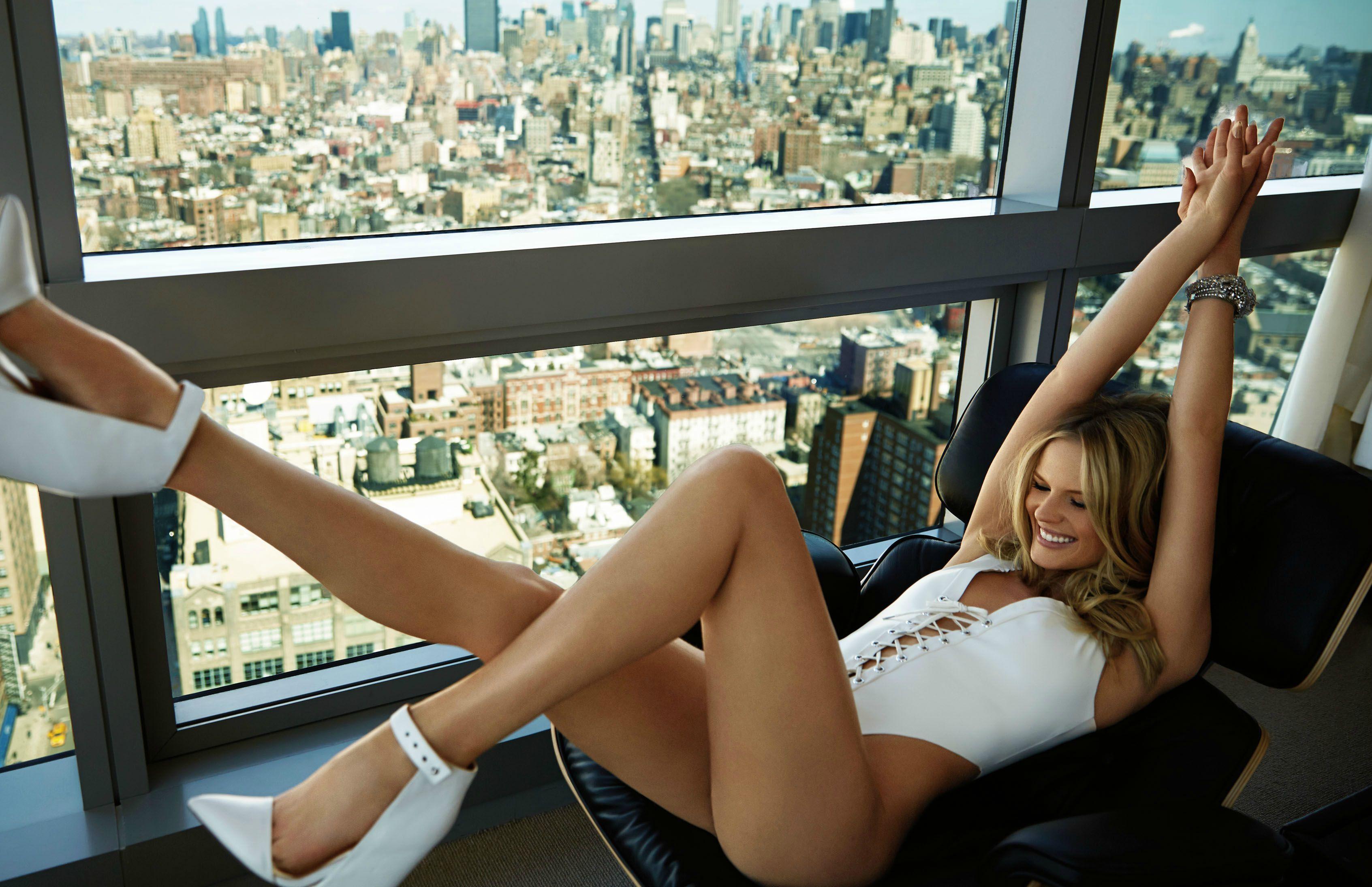 Anna Vyalitsyna, Model Hot Mantan Kekasih Maroon 5
