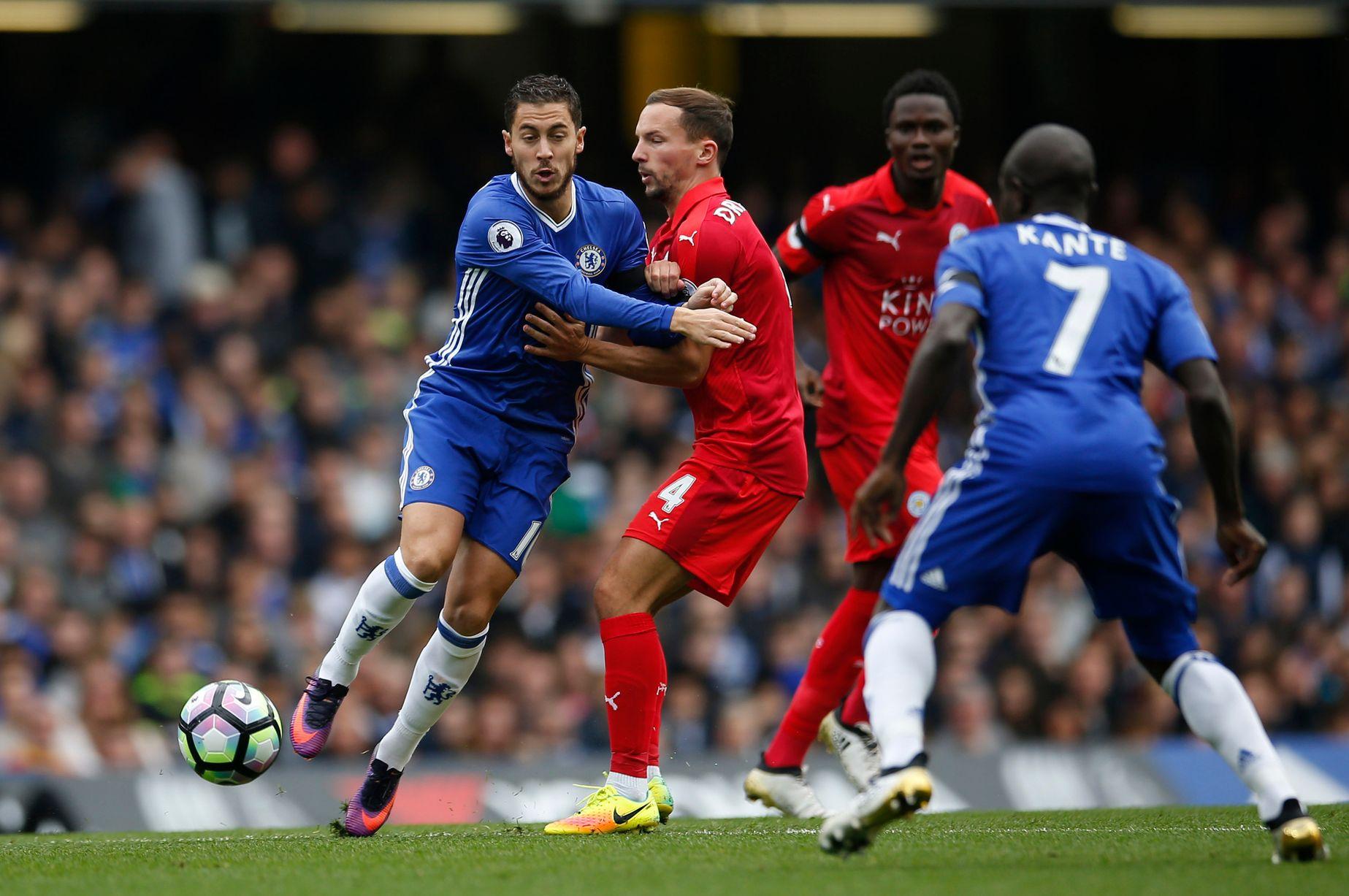 Lawan Leicester, Chelsea Dituntut Bangkit