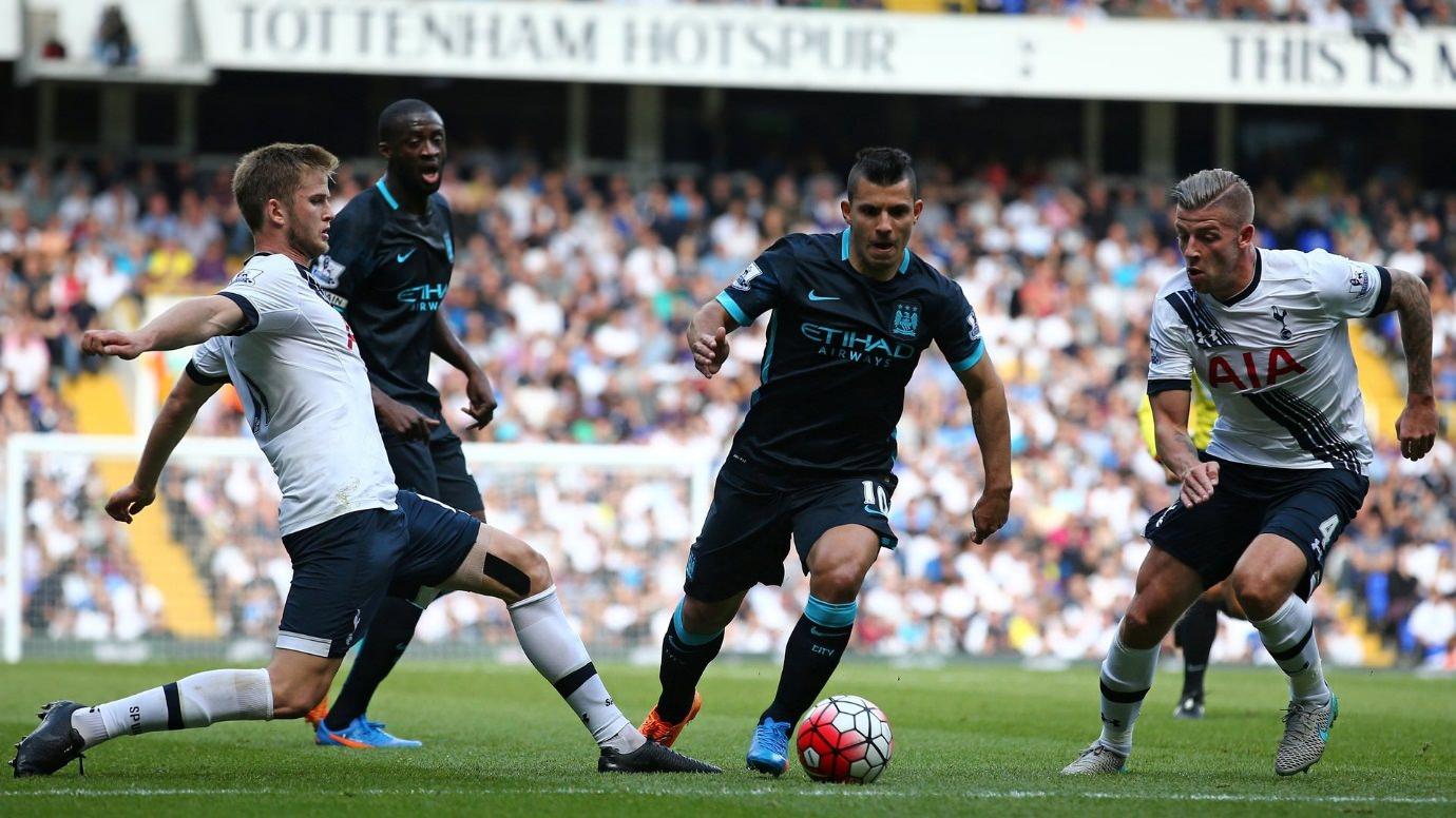 Lawan Tottenham, Ujian City Berlanjut