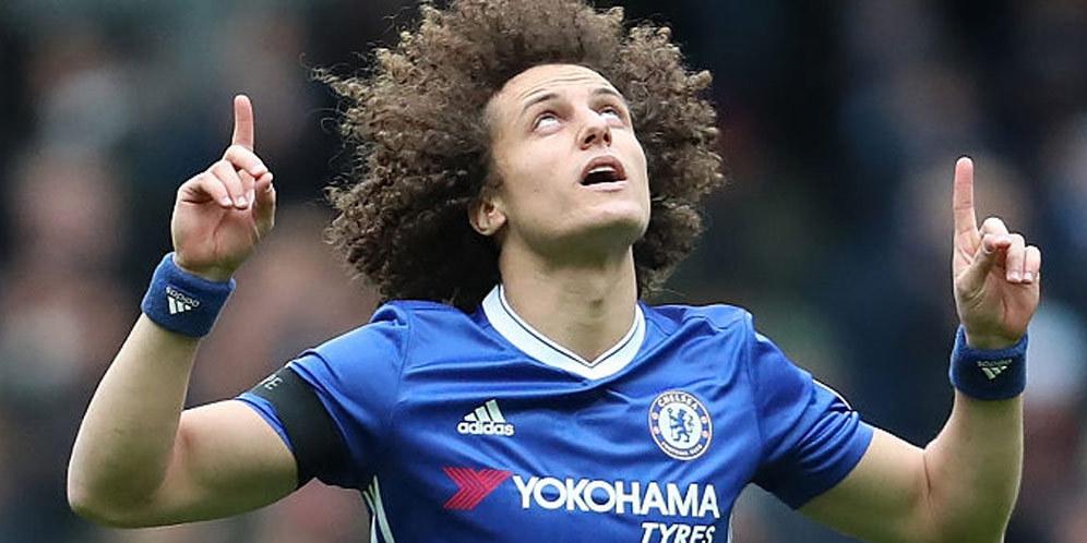 Luiz : Bagi Conte Tak Ada Pemain Bintang di Chelsea