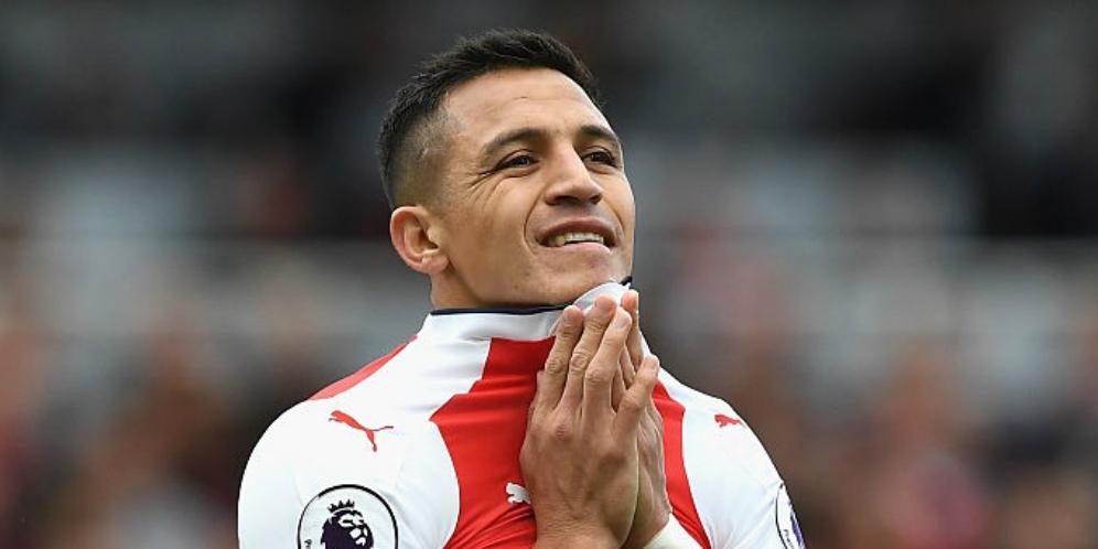 Sanchez Akan Ditebus PSG Dengan Bandrol Tinggi