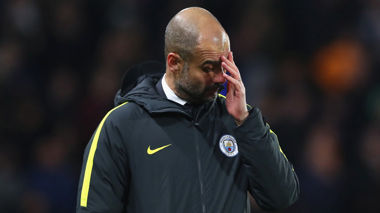 Toure : Guardiola Marah Besar Kalah Dari Liverpool