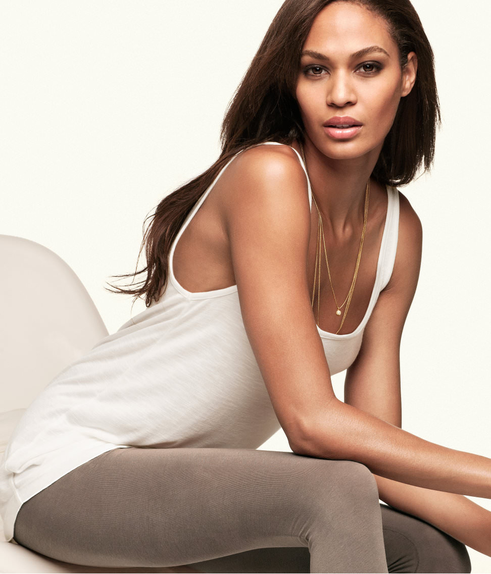 Joan Smalls, Si Model Eksotis Cantik Dari Puerto Rico