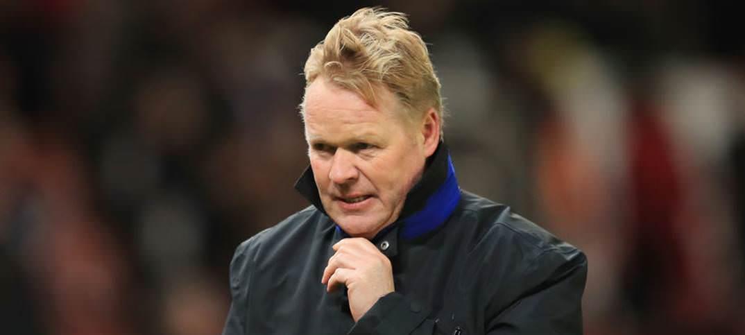 Koeman Tegaskan Everton Siap Tekan Tim Papan Atas