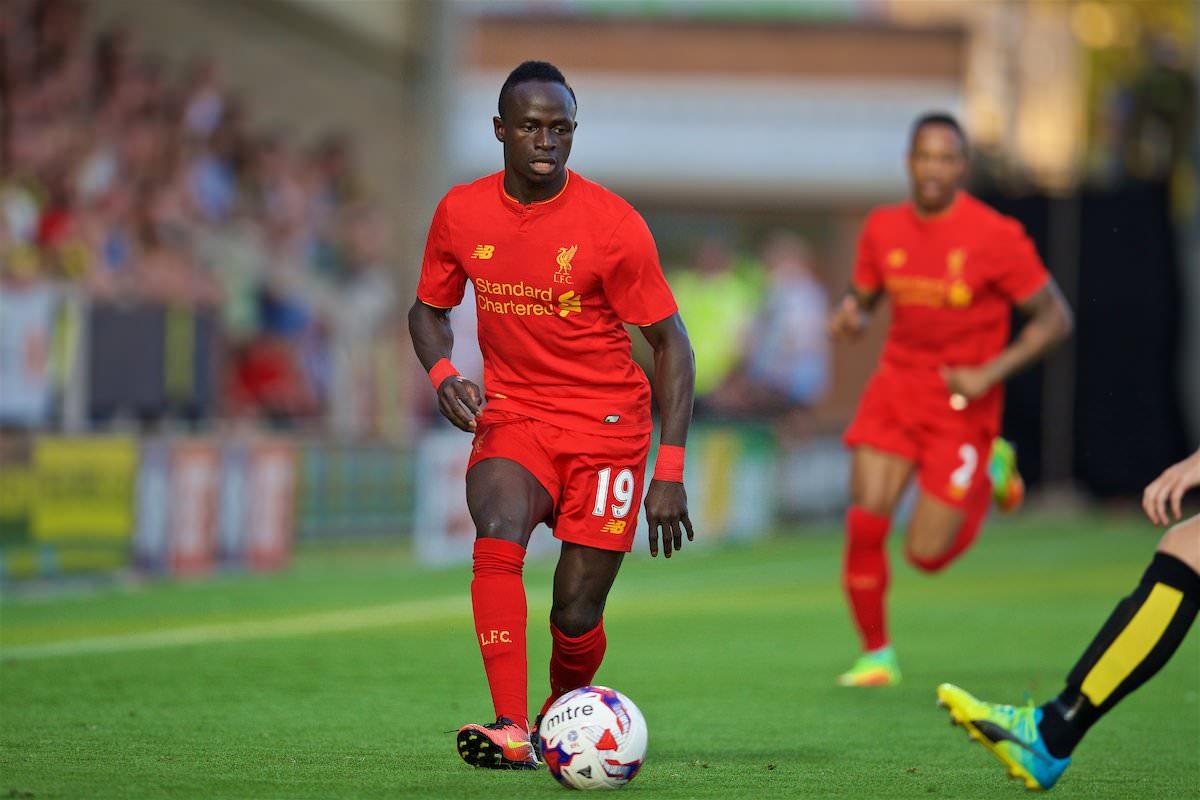 Liverpool Semakin Krisis Tanpa Mane
