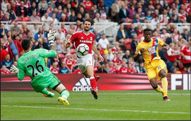 Prediksi Crystal Palace vs Middlesbrough