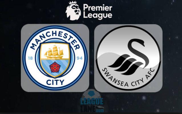 Prediksi Manchester City vs Swansea City