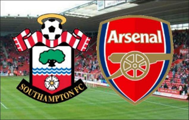 Prediksi Southampton vs Arsenal