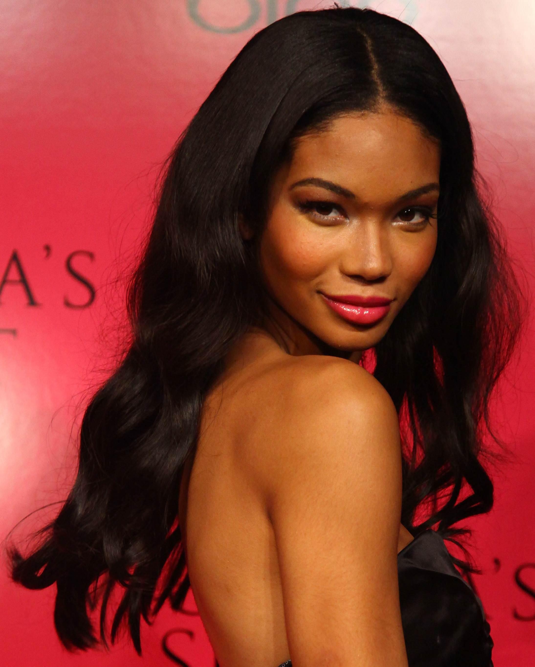 Chanel Iman, Model Eksotis Gadis Sampul Brand Ternama
