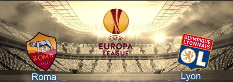 Prediksi AS Roma vs Olympique Lyon