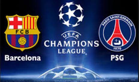 Prediksi Barcelona vs Paris Saint-Germain