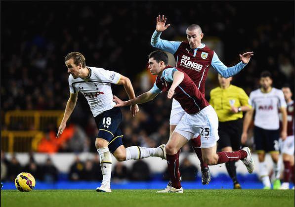 Prediksi Burnley vs Tottenham Hotspurs