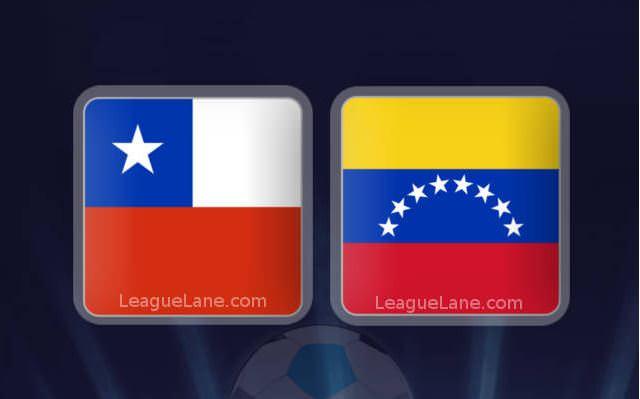 Prediksi Chile vs Venezuela